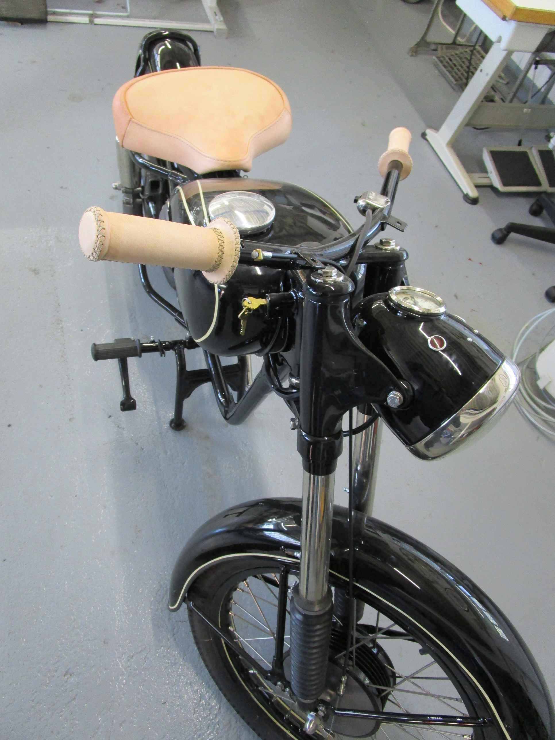 Motorradsitzbänke | Sattler Sievers