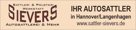 Sattler Sievers - Ihre Sattler- und Polsterwerkstatt in Hannover / Langenhagen