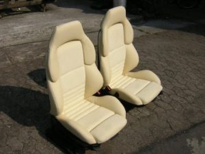 BMW M1 Sitze