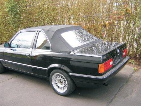 BMW E36 Baur Cabrio