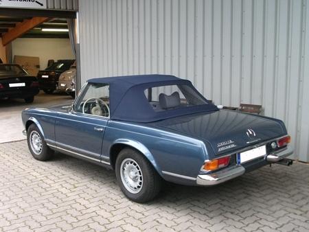 Mercedes Benz W230